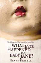Omslag van 'What Ever Happened to Baby Jane?'