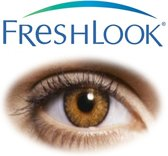 Freshlook Colorblends Honey - Kleurlenzen