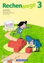 Rechenwege 3. Schuljahr Nord. Schülerbuch mit Kartonbeilagen