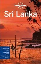Omslag van 'Lonely Planet Sri Lanka'