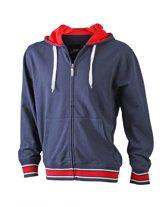 Santino Zipsweater Alex Kobalt Maat Xl