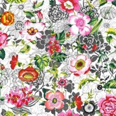 Esta Home Brooklyn Bridge WallpaperXXL Funky Flowers