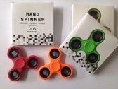 Hand Spinner - DIVERSE KLEUREN - 2 stuks