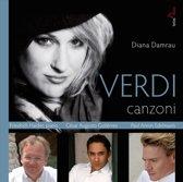 Verdi: Canzoni 1-Cd