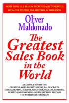 The Greatest Salesbook in the World