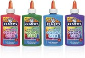Elmer's color glue - Paars