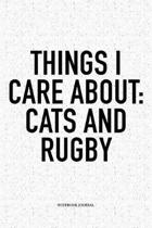 Things I Care About