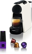 Nespresso Magimix Essenza Mini M115 - Koffiecupmachine - Pure White