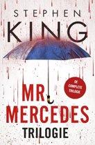 Boek cover Mr. Mercedes Trilogie van Stephen King