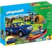 Playmobil Wild Life Camping Adventure - 5669