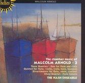 Arnold: Chamber Music - Vol.3