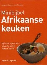 Minibijbel - Afrikaanse keuken