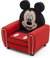 Kindersofa Luxe Mickey Mouse