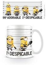 Despicable Me 3 Line Up