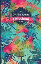 Dot Grid Journal - Tropical