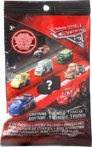 Cars 3 Mini Racers polybag asst