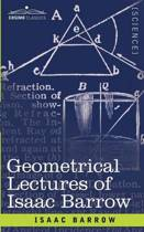 Geometrical Lectures of Isaac Barrow