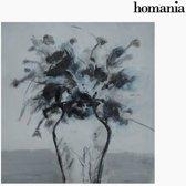 Olieverfschilderij (80 x 4 x 80 cm) by Homania