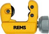 REMS pijpsnijder, buisdiam 3 - 28mm, v/alu, v/koper, v/staal, v/RVS