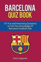 FC Barcelona Quiz Book