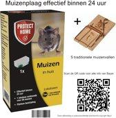 Muizen bestrijding Bayer
