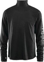 ThirtyTwo Ridelite coll thermoshirt lange mouwen zwart