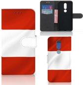 Bookstyle Case Nokia 7.1 Oostenrijk