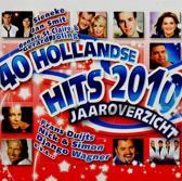 Hollandse Hits 2010 Jaaroverzicht
