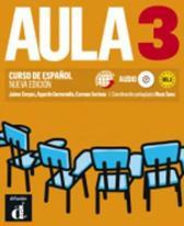 Boek cover Aula 3 Nueva edicion van Jose M Cuenca
