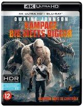 Rampage: Big Meets Bigger (4K Ultra HD Blu-ray)