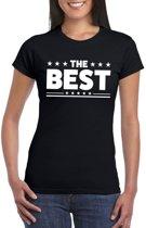 The Best dames T-shirt zwart M