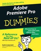 Adobe Premiere Pro For Dummies