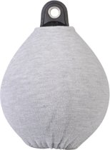 Talamex Fenderhoes  Grijs, Maat: 65 CM, Vorm: Kogelfender