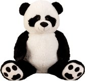 Pluche Knuffel Pandabeer (extra) groot XXL 100cm
