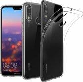 Huawei P20 Lite hoesje - ultra case - transparant