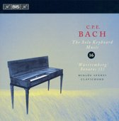 Cpe Bach - Keyb.Solo 16
