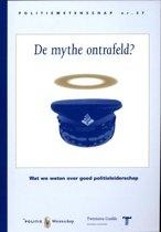 Politiewetenschap - De mythe ontrafeld?