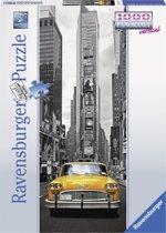 Ravensburger puzzel New York Taxi - panorama - Legpuzzel - 1000 stukjes