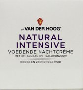 Natural Intensive - 50 ml - Nachtcrème