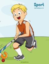 Sport Libro Da Colorare 1 & 2
