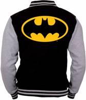 Merchandising BATMAN - Jacket Teddy Yellow Logo (XL)