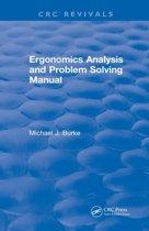 Ergonomics Analysis and Problem Solving Manual