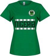 Nigeria Dames Team T-Shirt - Groen - S