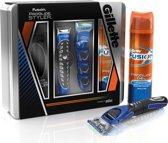 Gillette Fusion Proglide - Giftset - Styler + Proglide Scheergel