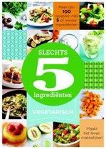 Slechts 5 ingrediënten - Vegetarisch