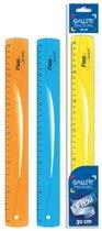Gallery plooibare meetlat Flexi 30 cm geassorteerde kleuren