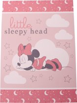 Disney Fleecedeken Minnie Mouse 100 X 140 Cm Roze
