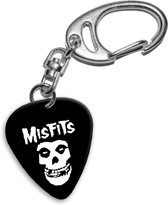Misfits plectrum sleutelhanger