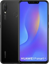 Huawei P Smart Plus - 64GB - Dual Sim - Zwart