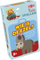 Wie Is De Ezel? - Reisspel